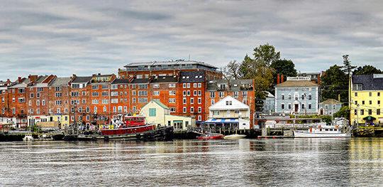 Portsmouth Panoramic